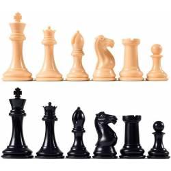 Chess pieces Tradicional Staunton con bolsa
