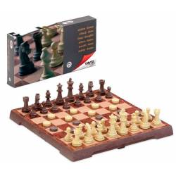 Magnetic chess-checkers Cayro
