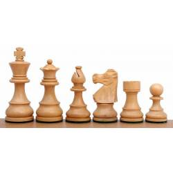 Piezas de ajedrez modelo Staunton Francés