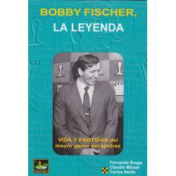 Bobby Fischer. La leyenda