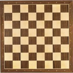 Walnut chess board...