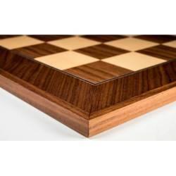 Tablero de madera Nogal diagonal deluxe
