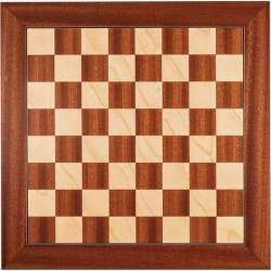 Chess board Sapelly wood deluxe Replados Ferrer