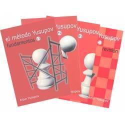 El método Yusupov. (los 4 libros)