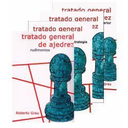 Tratado general de ajedrez Grau 1. (los 4 libros)