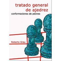 Tratado general de ajedrez Grau. 3 Conformación de peones