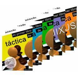 Mi... libro de táctica (los 5 libros) Jordi de la Riva