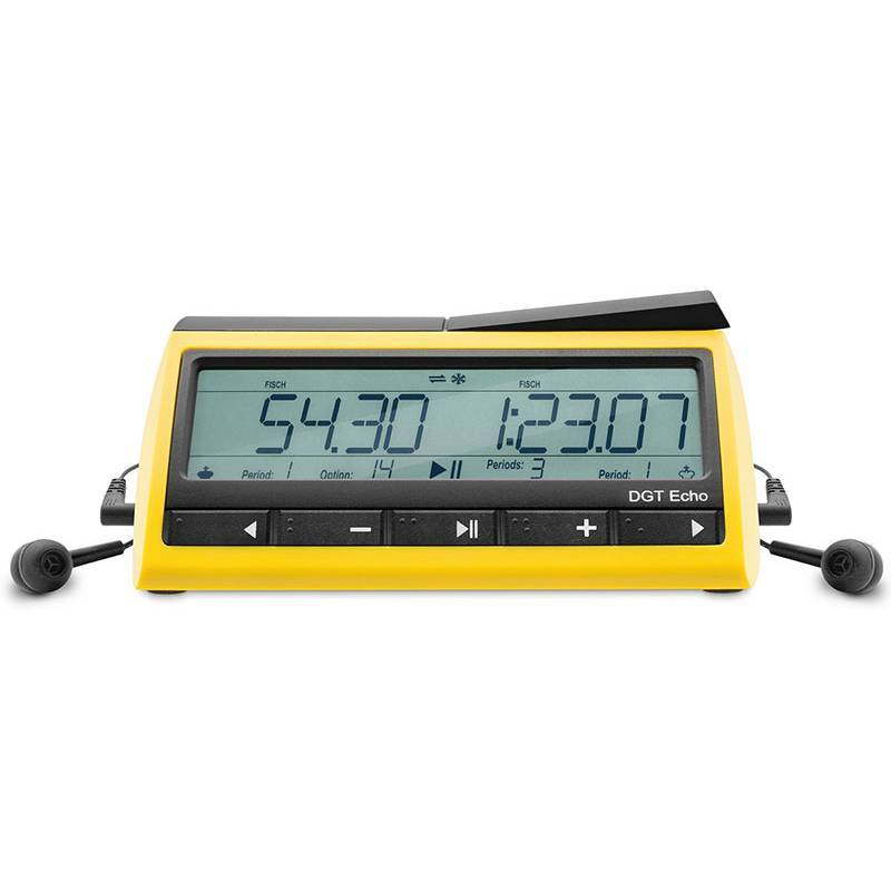 Reloj digital DGT Echo