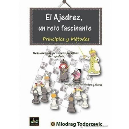 Llibre Els escacs un repte fascinant