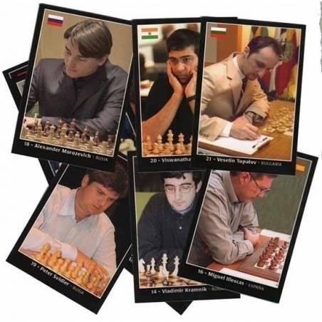 Calendaris escacs de butxaca 2017