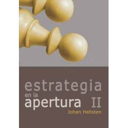 Libro ajedrez Estrategia en la apertura II