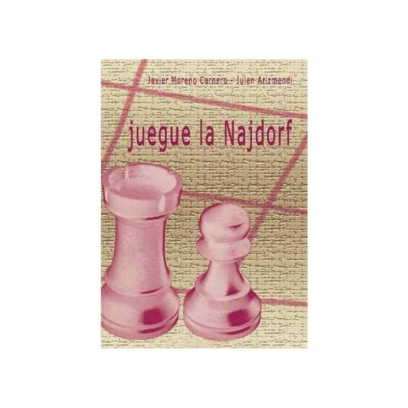 Chess book Play the Najdorf
