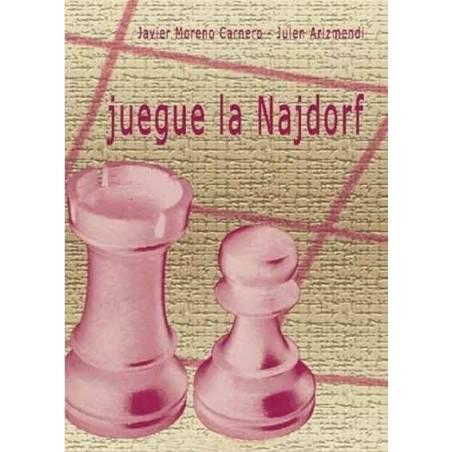 Libro ajedrez Juegue la Najdorf