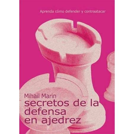 Libro Secretos de la defensa en ajedrez