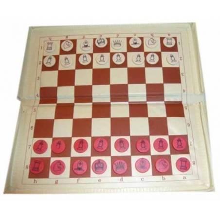 Juego ajedrez bolsillo Phileon