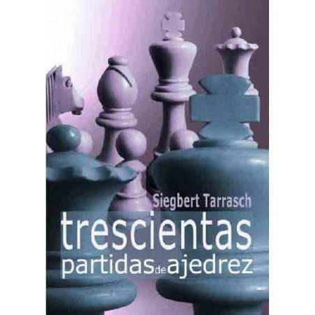 Libro Trescientas partidas de ajedrez