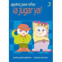 Libro Ajedrez para niños. A jugar ya! 3