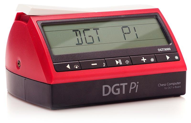 Reloj digital de ajedrez DGT PI