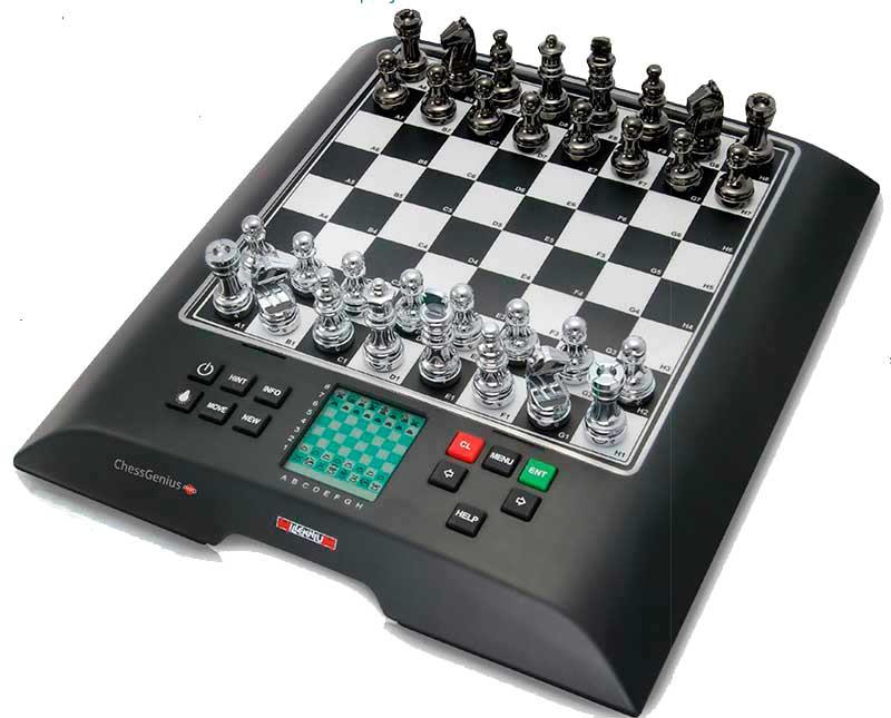 Conjunto ajedrez Chess Genius Pro
