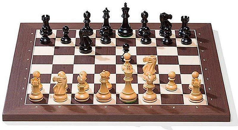Conjunto ajedrez electronico DGT E-board