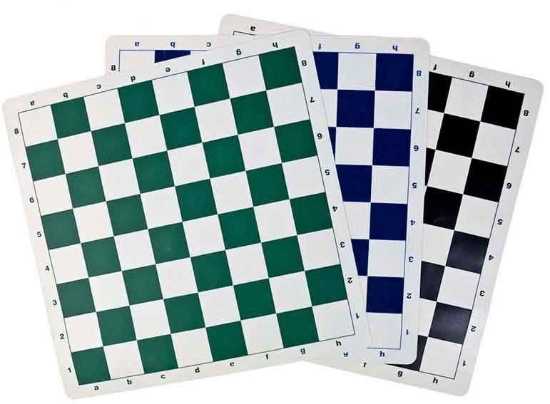 Silicone checkerboard