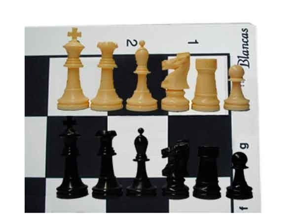 Board and pieces for schools top