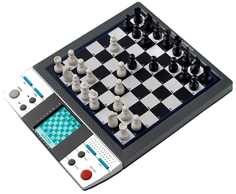 Electronic Chess Voice Professor