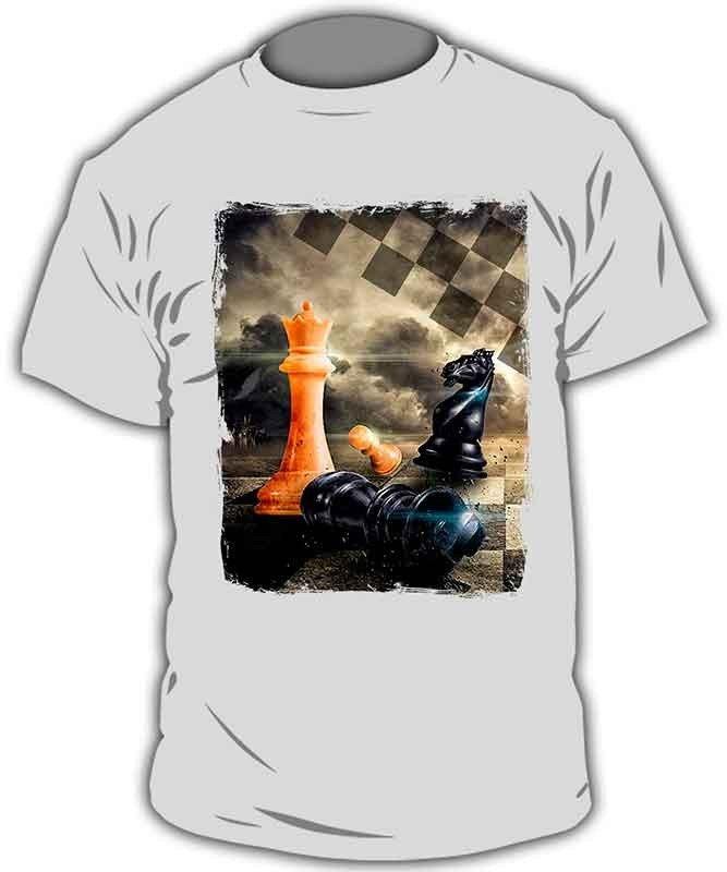 T-shirt model 8