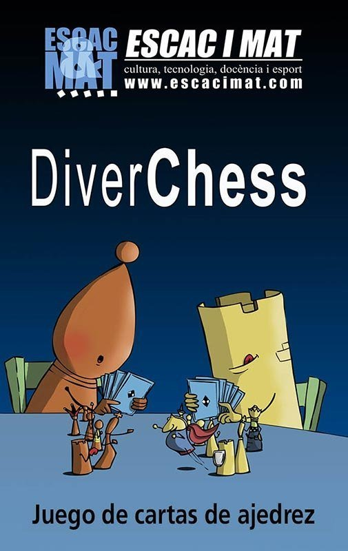 Game cards Diverchess