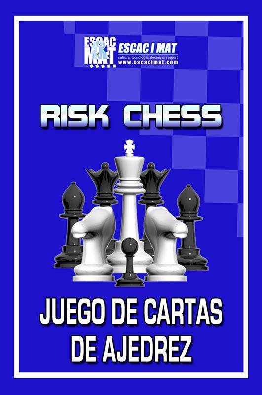 Game cards Risk Chess