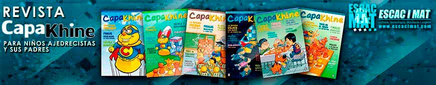 Capakhine magazine for children and adults