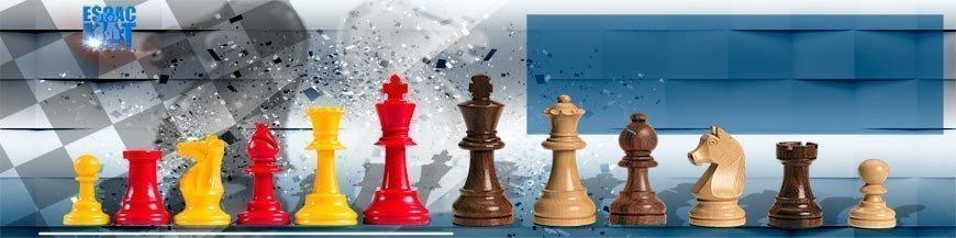 Piezas para jugar a ajedrez