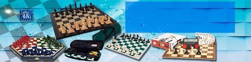 Conjunts d'escacs: magnètics, enrotllables, per a nens ...